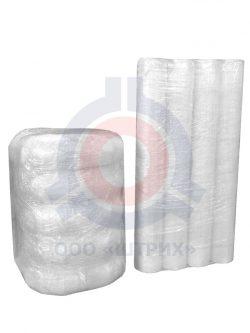 Элементы дымоходов эмалированные белые в защитной пленке.